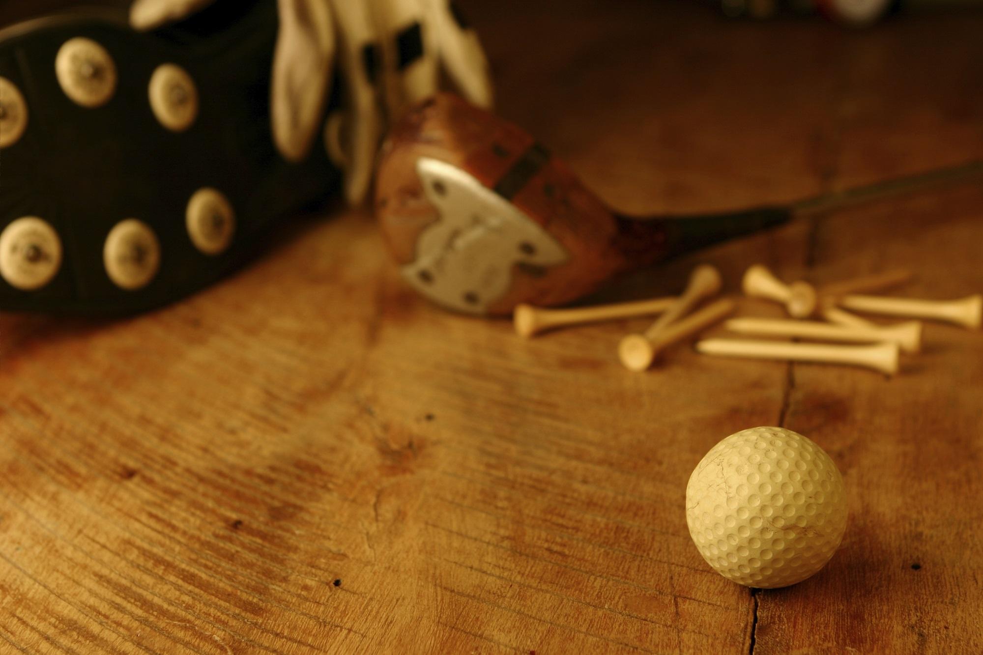 Golfin pitkä historia