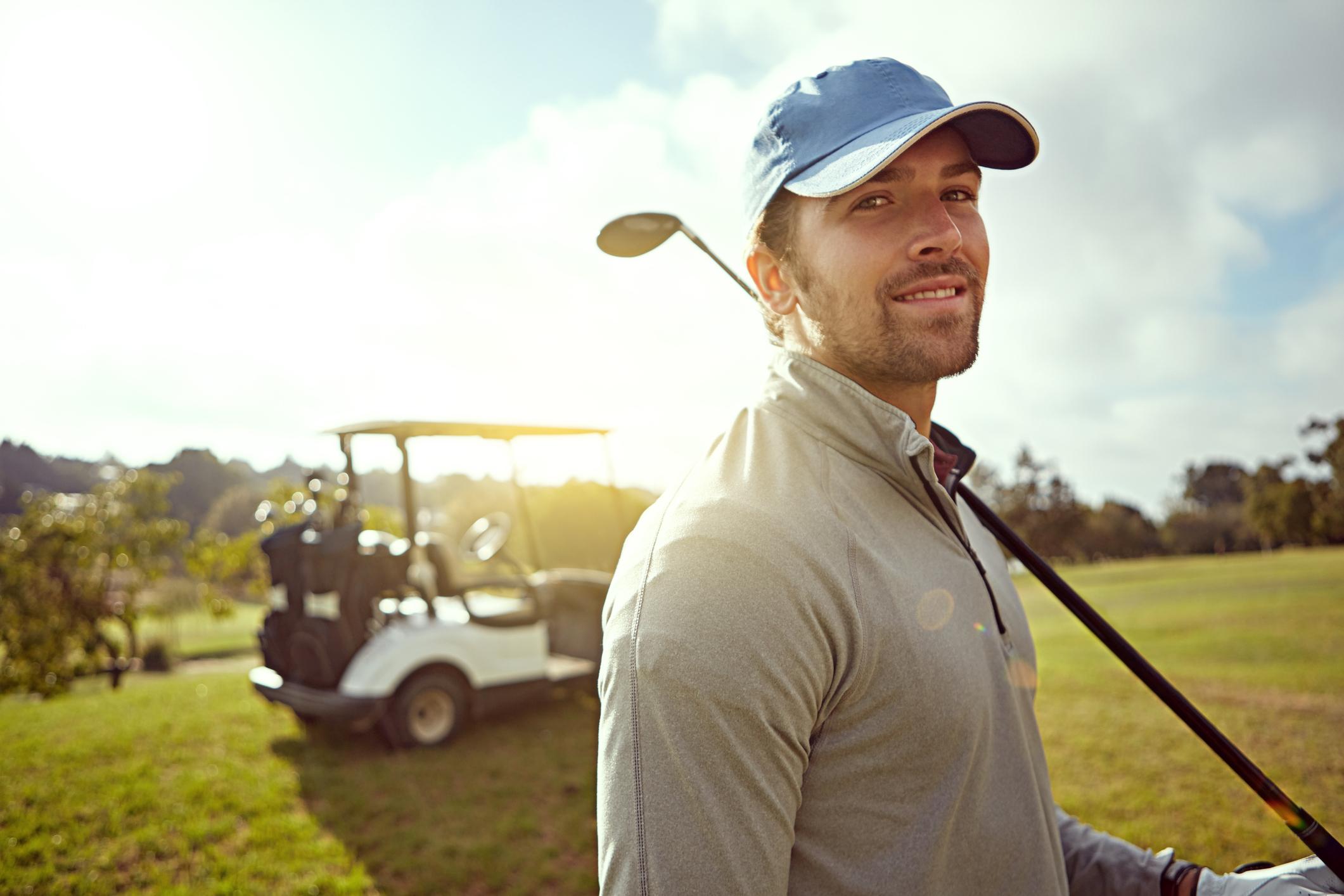Missä golfia voi harrastaa?