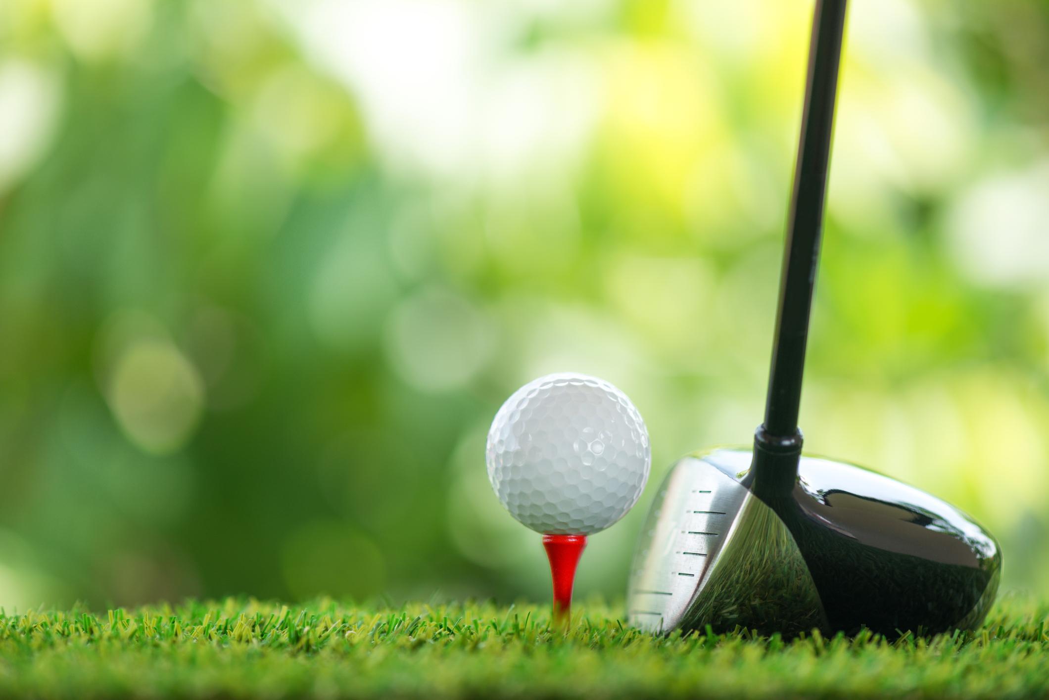 Golf kilpaurheilun muotona